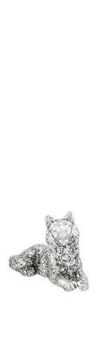 Siberian Husky Figurine - Dog Figurine