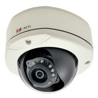 ACTI E77 | 10MP Outdoor Dome with D/N, Adaptive IR, Basic WDR, Fixed Lens