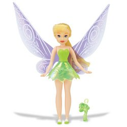 "Amazon.com: Disney Fairies 3.5"" Fairy Doll Asst:Tinker"