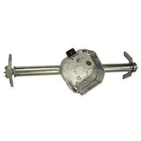 Hubbell 937 Ceiling Fan Box W Brace 2 1 8 Deep Octagon Box