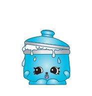 Shopkins Season 2 #2-020 Blue Saucy Pan (Rare) -