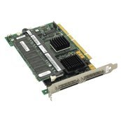 1U294 Compatible Dell PERC 4/DC 128MB SCSI PCI-X R...
