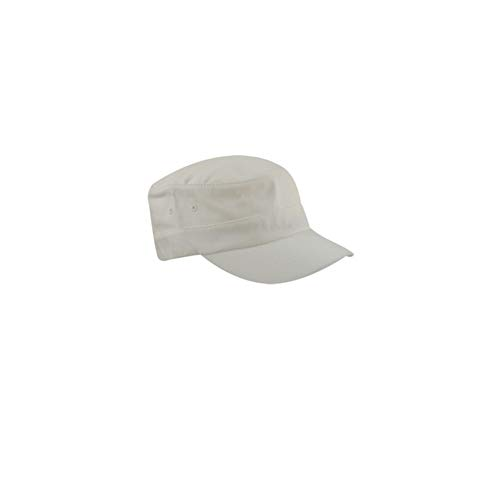 rmy Cap, White, Small/Medium ()