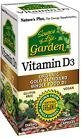 Nature's Plus Source of Life Garden Vitamin D3 — 60 Vegetarian Capsules, Health Care Stuffs