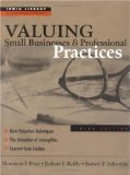 img - for Valuing Small Businesses and Professional Practices 3rd Edition by Shannon P. Pratt, Robert F. Reilly, Robert P. Schweihs [Hardcover] book / textbook / text book