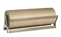 Box Partners 24″ – 60# Bogus Kraft Paper Rolls – 1 Roll