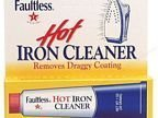 Faultless Hot Iron Cleaner by Faultless