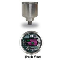 Monarch Track-It Vacuum Pressure and Temperature Data Logger