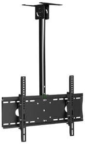 InstallerParts 32 -55 TV Ceiling Mount Adjustable Column Drop 28 to 45