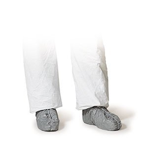 Disposable Shoe/Boot covers - DuPont Tyvek FC Shoe Covers - (200/Case) - R3-FC450SGY00020000