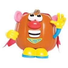 Mr. Potato Head; Hero Costume Pumpkin Decoration Kit