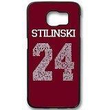Teen Wolf, Stilinski for Samsung Galaxy Case (Samsung Galaxy S7 Black)
