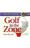 Golf in the Zone: Achieving Peak Performance in the Mental Game of Gold (Smart Tapes Series) by Oasis Audio