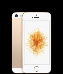 Apple iPhone SE 16GB, Gold - Carrier Locked - Retail Packaging (AT&T Prepaid)