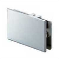 Sugatsune XL-GC06-C Upper Bracket Showcase Sliding Glass Doors,
