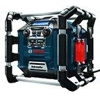 Bosch PB360C Power Box Jobsite AM/FM Radio/Charger/Digital Media Stereo 18-Volt Lithium-Ion - Stereo Bosch