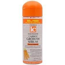 Fantasia Serum 6 oz. Bonus Carrot Growth by Fantasia oil