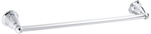 Moen YB2218CH Brantford 18-Inch Towel Bar, Chrome