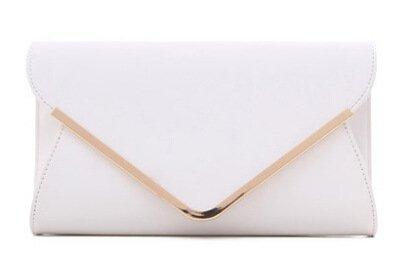 Meoaeo Los Nuevos Sobres Personalizados Son De La Mano Grab Bag Verde Claro Corte Transversal Cross white