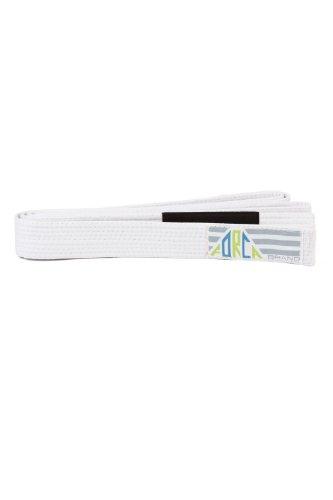 Forca Brazilian Jiu Jitsu Belt - White