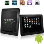 Hapad X2 16GB Cortex A8 1.2GHz 1024MB DDR3 Android 4.0 Gingerbread Tablet PC with 9.7