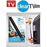 Best As Seen On TV HDTV Antenna - New Clear TV Key HDTV Free TV Digital Review