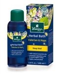 100ml Kneipp Herbal Bath Valerian & Houblon Sweet Dreams Huile de Bain