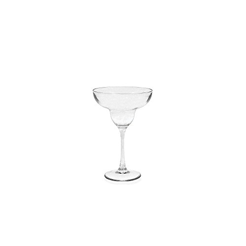 FOH AMG001CLT23 Drinkwise 11 Oz. Margarita Glass - 12 / CS by Front Of The House