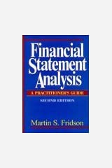 Financial Statement Analysis: A Practitioner's Guide (Frontiers in Finance Series) by Martin S. Fridson (1995-01-23) Hardcover