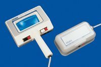 (UV503 Part# UV503 - Light Exam Woods UV & Fluorescent Magnifier 4 Blb Hndhld 115V Ea By Burton Medical Prod Corp)