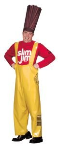 jim adult costume Slim