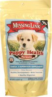 MISSING LINK-DESIGNING HEALTH - HEALTH FORMULA PUPPY 8OZ