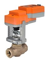 Belimo | G219S+LVB24-3 | Globe Valve | 0.75'' | 2 Way | 5.5 Cv | w/ Non-Spg | 24V | Floating by Belimo