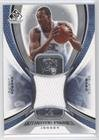 Dwight Howard (Basketball Card) 2005-06 SP Game Used Edition - Authentic Fabrics Jersey #AF-DH