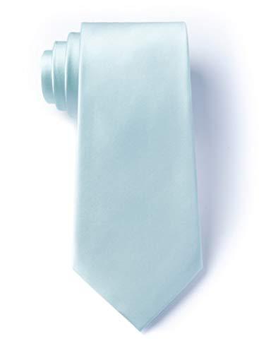 Sky Blue Sky Blue Silk Tie - Tie 100%