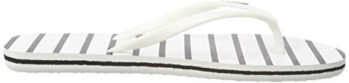 Chanclas White O'neill Para W Weiß Fw 1990 Aop Flip Mujer Tropadelic Flops Print Black qXSvXxF