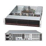 Supermicro SuperChassis SC216E16-R1200UB System Cabinet - Rack-mountable - Black CSE-216E16-R1200UB