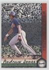 Andruw Jones #160/299 (Baseball Card) 1999 Pacific Revolution - Tripleheaders - Tiers #22 ()