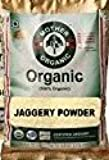 Mother Organic Jaggery Powder, 1kg