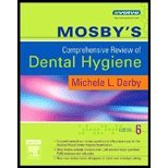 img - for Mosby's Comprehensive Review of Dental Hygiene [With CDROM] [MOSBYS COMPREHENSIVE REVIE] book / textbook / text book