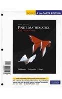 Finite Mathematics & Its Applications, Books a la Carte Plus MyMathLab/MyStatLab Student Access Kit (10th Edition)