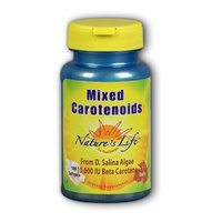 Natural Mixed Carotenoids, 10,000 IU, 250 softgels by Nature's Life (Pack of 3) by Nature's Life