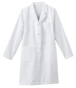 White Swan Meta Ladies 37 Inch Xstatic Antimicrobial Fabric Protection Labcoat (Size - Antimicrobial Coat Lab