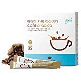 Atomy 50 Sticks Cafe Arabica Instant coffee mix Arabica Coffee & Natural Casein