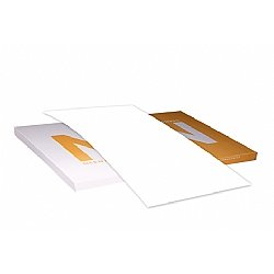 CLASSIC CREST Antique Gray Card Stock - 18 x 12 in 80 lb Cover Smooth Digital 250 per Package by Classic Crest