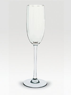 Baccarat Montaigne Optic Tall Flute Champagne 9