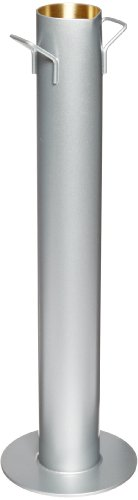 Koehler K26390 Brass Hydrometer Cylinder, 2'' Diameter x 15'' Height by Koehler