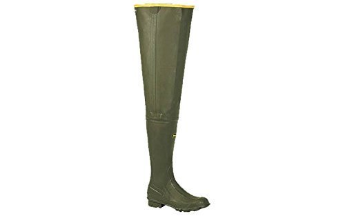 LaCrosse Men's Big Chief 32 Green 600G Wader Boots, 15-Medium by LaCrosse