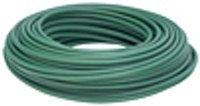 Metric High-Performance Urethane Round Belting 6 mm Diameter 100 ft Length Green