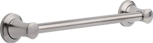Delta Faucet 41718-SS Transitional Grab Bar, 18-Inch, Stainless by DELTA FAUCET